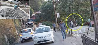 to balbir s route mla balbir singh verma lakker bazaar hotel himachal watcher