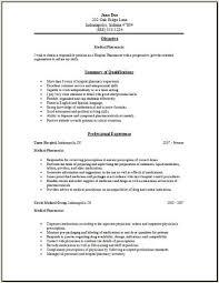 sample resume for retail pharmacy technician resume ixiplay free