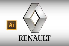 citroen logo vector adobe illustrator cc tutorial how to make renault logo youtube