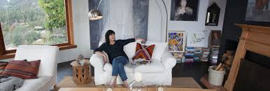 Home Decor Vancouver by Personal Space A Modelling Agent Transforms Her Home Into A Work