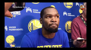 kevin durant u0027s reaction to carmelo anthony trade to okc u0026 donald