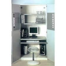 armoire bureau informatique bureau armoire informatique idées décoration intérieure