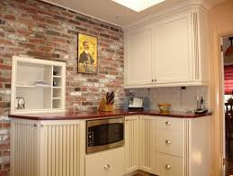 kitchen design kitchen on purple kitchen style white kitchen kitchen on purple kitchen style white kitchen with brick backsplash thin on faux brick backsplash