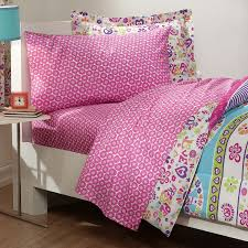 girls bedding full amazon com dream factory peace and love peace signs girls