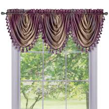 ombre waterfall valance walmart com