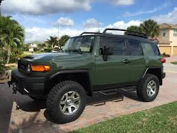 2014 Toyota Fj Cruiser Interior Roof Rack And Side Steps Added Toyota Fj Cruiser Forum