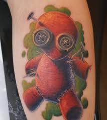 cool doll leg tattoos tattoomagz