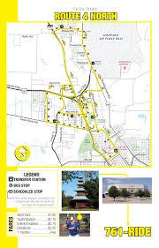 Tcu Map Route Schedules Wichita Falls Tx Official Website