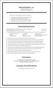 Example Nursing Resumes by Skills Nursing Resume Free Resume Example And Writing Download