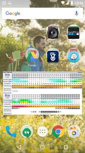 android widget an android widget that shows windguru s updated forecast on your
