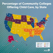 Map Of University Of Florida by Child Care On Campus A Must For Mothers In College Aauw
