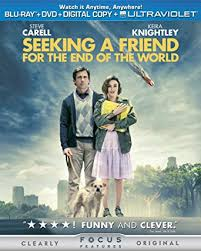 Seeking Dvd Seeking A Friend For The End Of The World