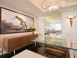 white dining room buffet home design