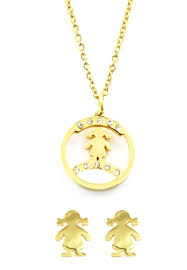 baby earrings philippines shop venice jewelry gold baby girl necklace and earrings jewelry