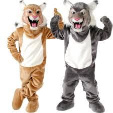 halloween costumes sale popular bobcat mascot costume buy cheap bobcat mascot costume lots