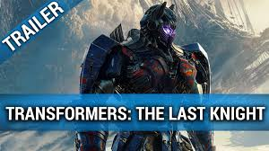 Cinestar Bad Schwartau Transformers The Last Knight Film 2017 Trailer Kritik Kino De
