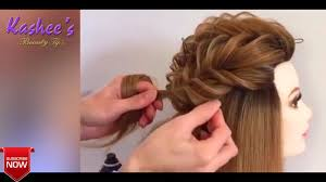 real children 10 year hair style simple karachi dailymotion kashee s beauty tips youtube