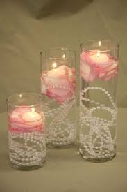 Floating Candle Centerpieces by 20 Impossibly Romantic Floating Wedding Centerpieces Pearl Beads