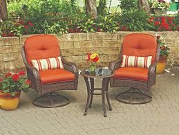 Amazon Com Merax 4 Piece Outdoor Pe Rattan Wicker Sofa And Chairs - better homes and gardens patio furniture replacement cushions