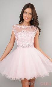 light pink short dress pale pink short grad dresses google search vestidos pinterest