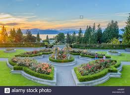 Botanical Gardens Ubc by The Rose Garden Ubc University Of British Columbia Vancouver
