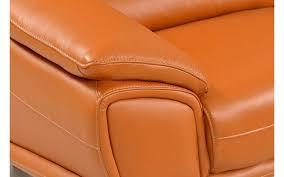 orange leather sectional sofa orange leather sectional leather sectional sofa orange county ca