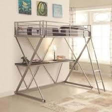 Metal Bunk Bed With Desk Underneath Bunk Bed Kids U0027 U0026 Toddler Furniture For Less Overstock Com