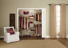 Rubbermaid Closet Configurations Amazon Com Rubbermaid Fasttrack Freeslide Expandable Closet