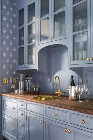 blue kitchen cabinets with granite countertops 40 blue kitchen ideas lovely ways to use blue cabinets and