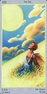 sun tarot card meaning