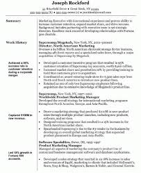sample resume marketing executive cover letter resume samples for marketing resume samples for