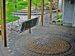 Patio Floor Design Ideas Exterior Simple And Neat Exterior Garden Decoration Cheap Bathroom