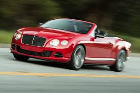 bentley red 2013 bentley continental gt speed convertible review price