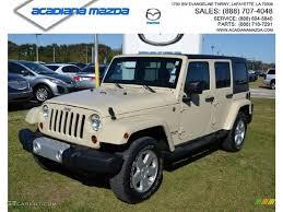 tan jeep wrangler 2011 sahara tan jeep wrangler unlimited sahara 4x4 99960100