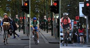 fine for running a red light fines fail to deter cyclists running red lights melbourne cyclist