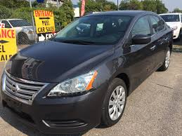 car nissan sentra 2014 nissan sentra s accident free peel car sales