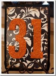 54 best halloween glitter crafts images on pinterest glitter