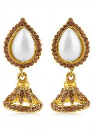 jhumka earrings earrings online shopping buy indian earrings and jhumka for women