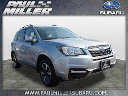 subaru forester 2017 quartz blue paul miller subaru vehicles for sale in parsippany nj 07054