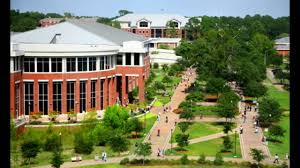 Georgia Southern Campus Map Aquinas High