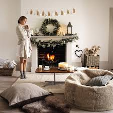 White Company Christmas Decorations by 40 Lovely Christmas Fireplace Decorations Best Pictures