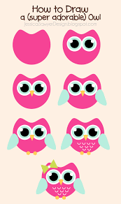 jessica sawyer design how to draw an owl free owl clipart