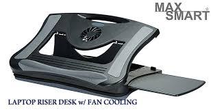 Lap Desk With Fan Amazon Com Gaming Laptop Desk Car Laptop Stand Cusioned Laptop
