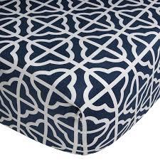 amazon com cocalo mix u0026 match trellis fitted sheet julian baby