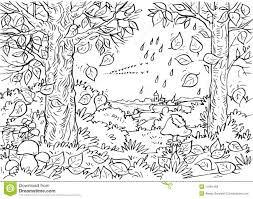 awesome wildness of forests 17 forests coloring pages free