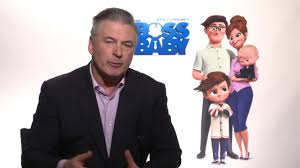 Balwin The Boss Baby Interview Alec Balwin Youtube
