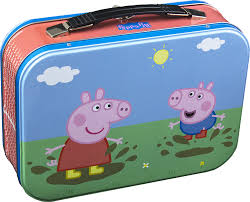 peppa pig peppa pig lunch box ikon collectables popcultcha