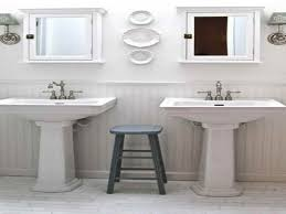 Shelf For Pedestal Sink Interesting Bathroom Pedestal Sink Ideas With Modern Pedestal