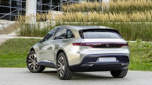 mercedes benz generation eq concept 4k wallpapers mercedes eq electric cuv to arrive fashionably later this decade