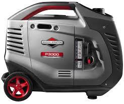 briggs u0026 stratton 30545 powersmart 3 000 watt inverter generator